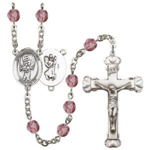 St. Christopher-Baseball Rosary