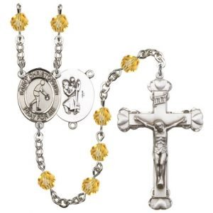 St. Christopher-Basketball Rosary