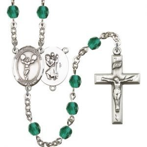 St. Christopher-Cheerleading Rosary