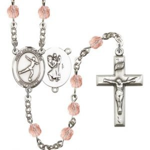 St. Christopher-Figure Skating Rosary