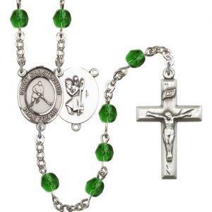 St. Christopher-Ice Hockey Rosary