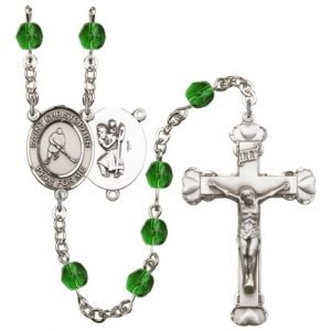 St. Christopher-Ice Hockey Rosary
