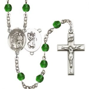 St. Christopher-Karate Rosary