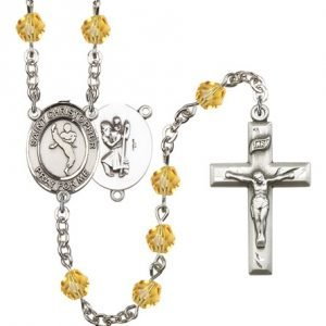 St. Christopher-Martial Arts Rosary