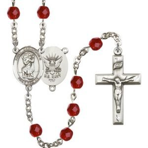 St. Christopher-Navy Rosary