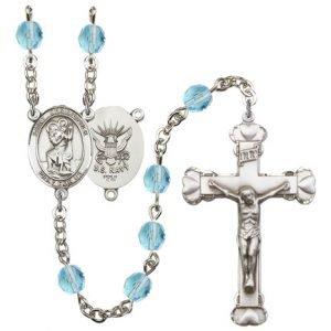 St. Christopher-Navy Rosary