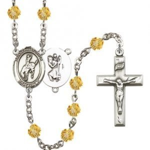 St. Christopher-Rodeo Rosary