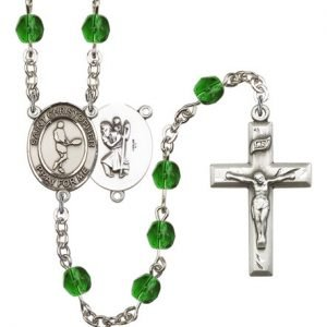 St. Christopher-Tennis Rosary