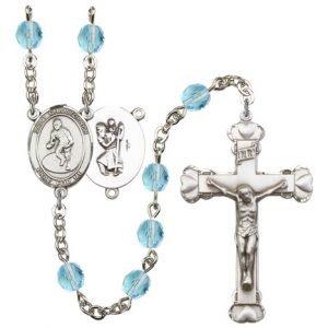St. Christopher-Wrestling Rosary