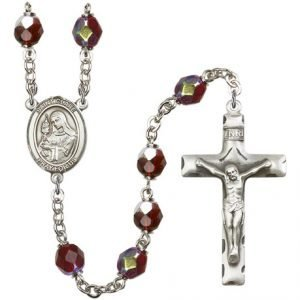 St. Clare of Assisi Rosary