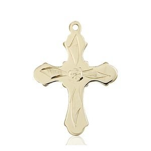 14kt Gold - National Guard Pendant