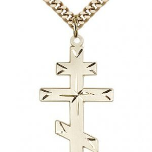 Gold Filled Cross Necklace #86933