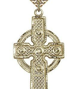 Gold Filled Cross Necklace #86941
