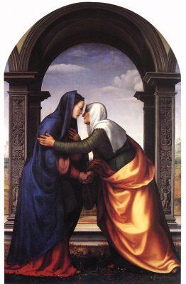 St. Elizabeth of the visitation
