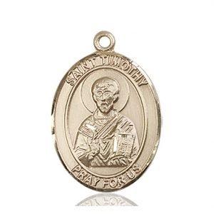 14kt Gold St. Sebastian/Figure Skating Medal