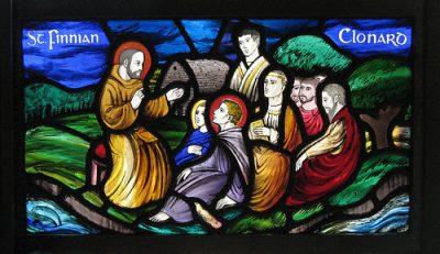 St. Finnian of Clonard