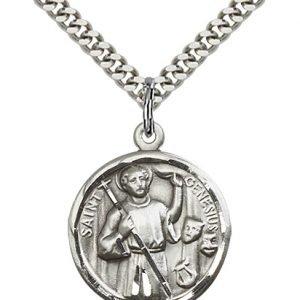 Genesius Medal - 19082 Saint Medal