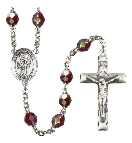 Guardian Angel-Baseball Rosary