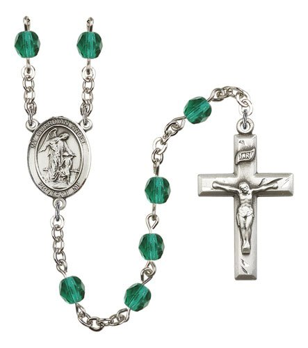 Guardian Angel with Child Rosary
