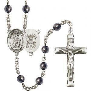 Guardian Angel-Navy Rosary