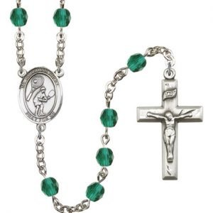 Guardian Angel-Tennis Rosary