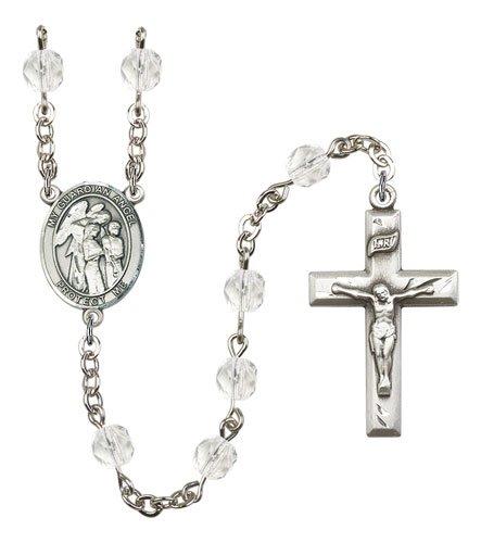 Guardian Angel w-Children Rosary