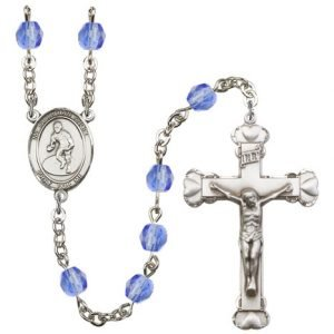 Guardian Angel-Wrestling Rosary