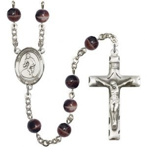 Guardian Angel-Wrestling Rosary