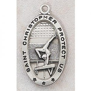 Gymnastics Medal 15158