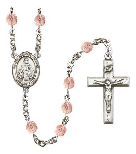 Infant of Prague Rosary