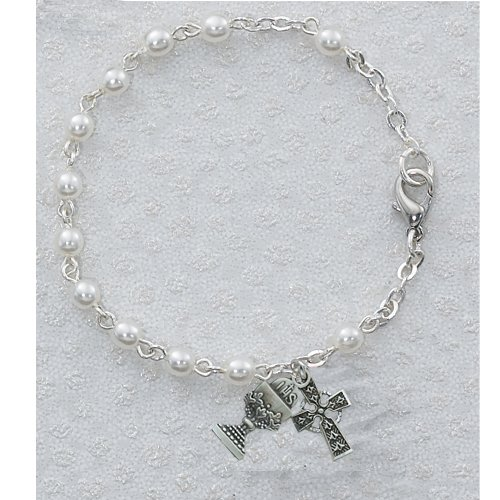 Irish First Communion Bracelet