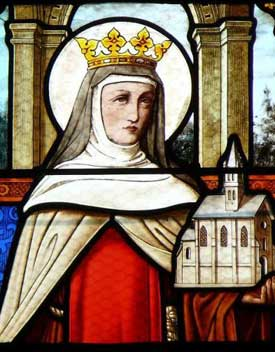 St Jane of Valois