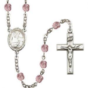 St Jeanne Chezard de Matel Rosaries