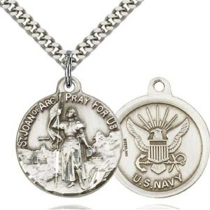 Joan of Arc - US Navy Medal (#10620)