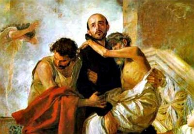 St. John of God, Patron of the Sick and Dying