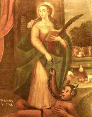 St juliana of Nicomedia