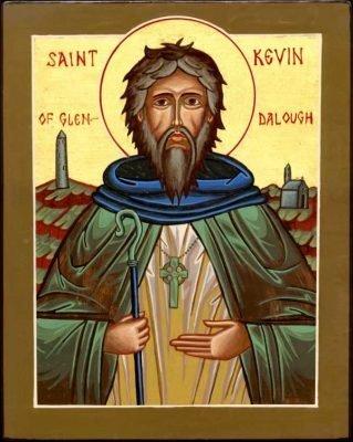 St Kevin of Glenologh