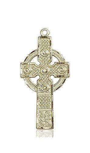 14kt Gold Kilklispeen Cross Medal #86939
