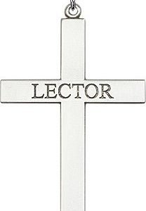 Lector Cross Necklaces