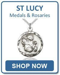 St Lucy Medals