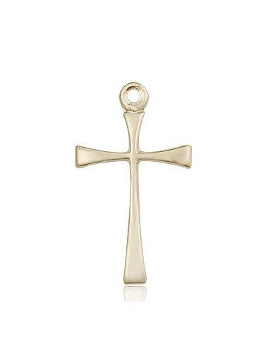 14kt Gold Maltese Cross Medal #87418