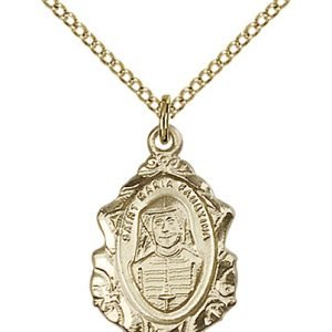Maria Faustina Medal - 83097 Saint Medal