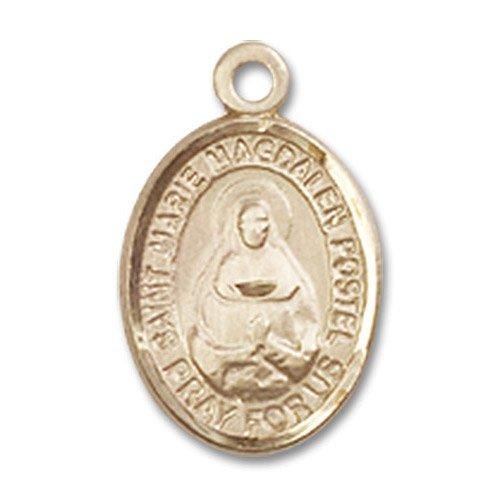 Marie Magdalen Postel Charm - 14 Karat Gold Filled (#85220)