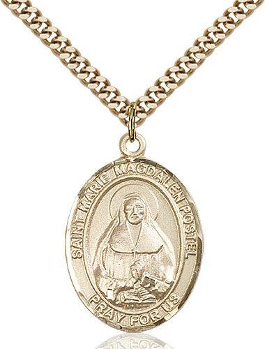 Marie Magdalen Postel Medal - 82661 Saint Medal