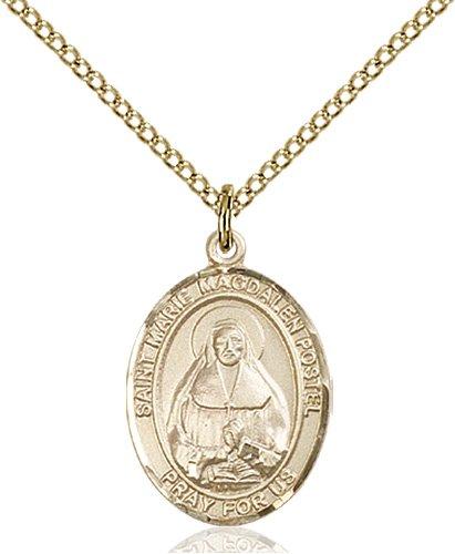 Marie Magdalen Postel Medal - 84033 Saint Medal