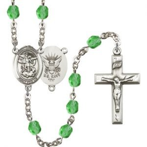 St. Michael-Navy Rosary