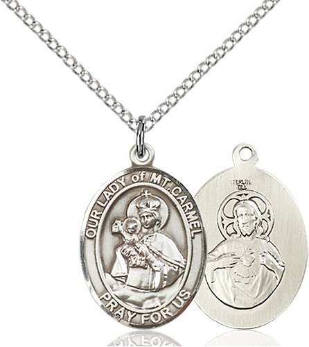 Our Lady of Mt Carmel medal