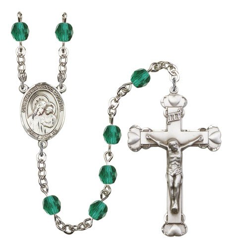 Our Lady of Good Counsel Rosary