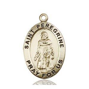 Peregrine Medal - 83155 Saint Medal