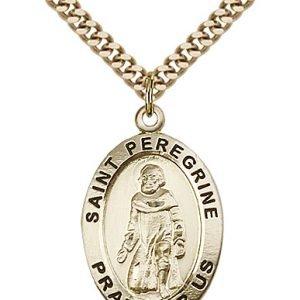 Peregrine Medal - 83154 Saint Medal
